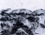 Drawings: Tuscan Landscape