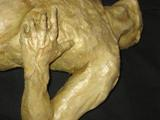 Sculpture: Dying Soldier
